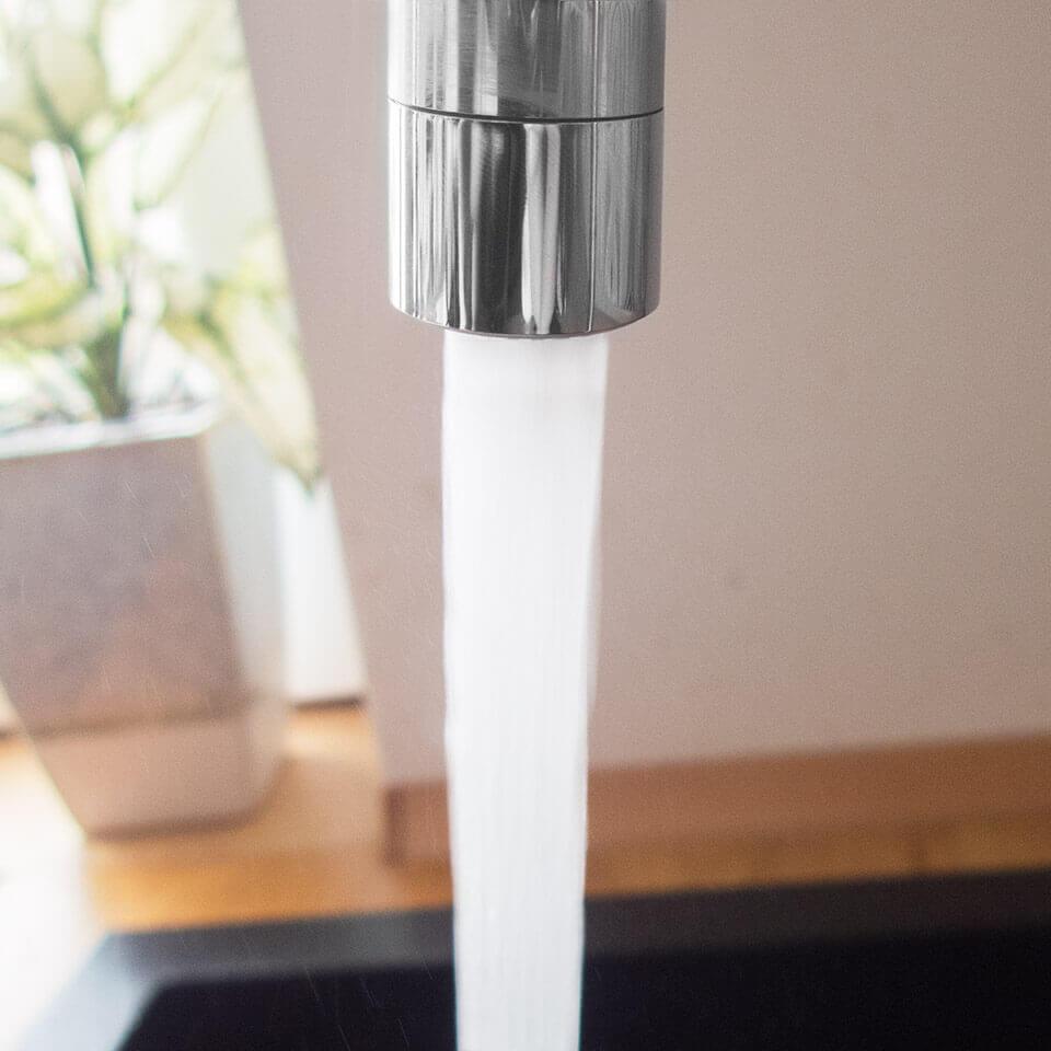 Aeratore per rubinetto Neoperl VarioDuo 5.7 l/min -