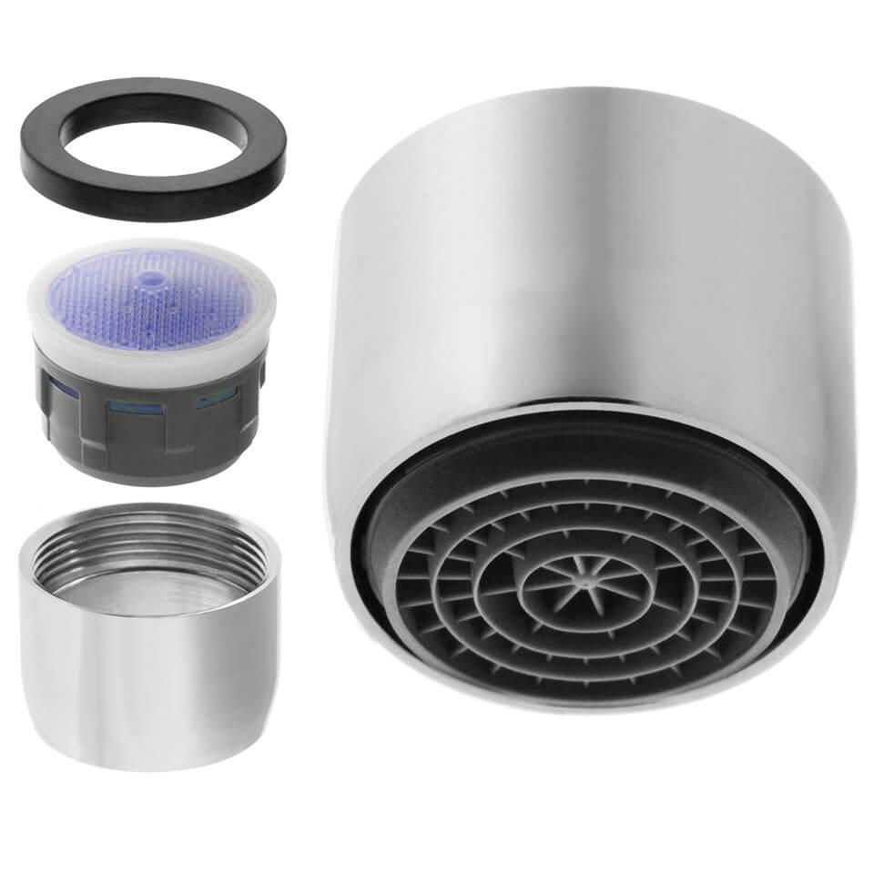 Aeratore per rubinetto Neoperl SLC 3.8 l/min - Filettatura F22x1 femmina