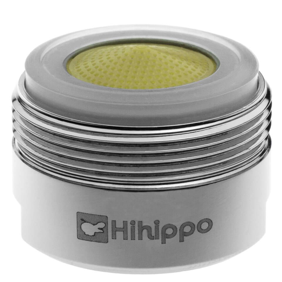 Aeratore per rubinetto Hihippo SHP 3.8 - 8.0 l/min start/stop - Filettatura M24x1 maschio - più popolare