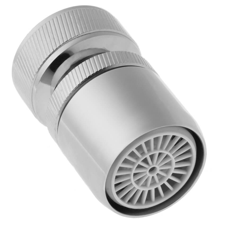 Aeratore per rubinetto con snodo EcoVand 4 l/min  - Filettatura F22x1 femmina