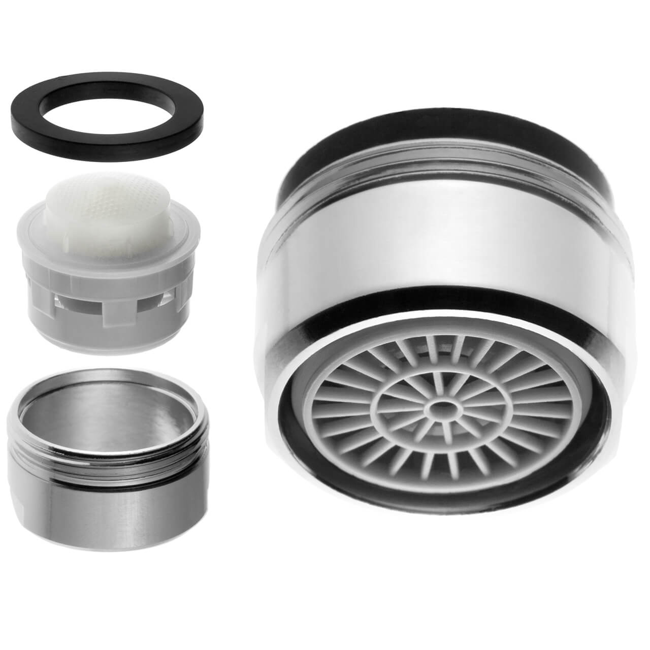 Aeratore per rubinetto EcoVand 4 l/min