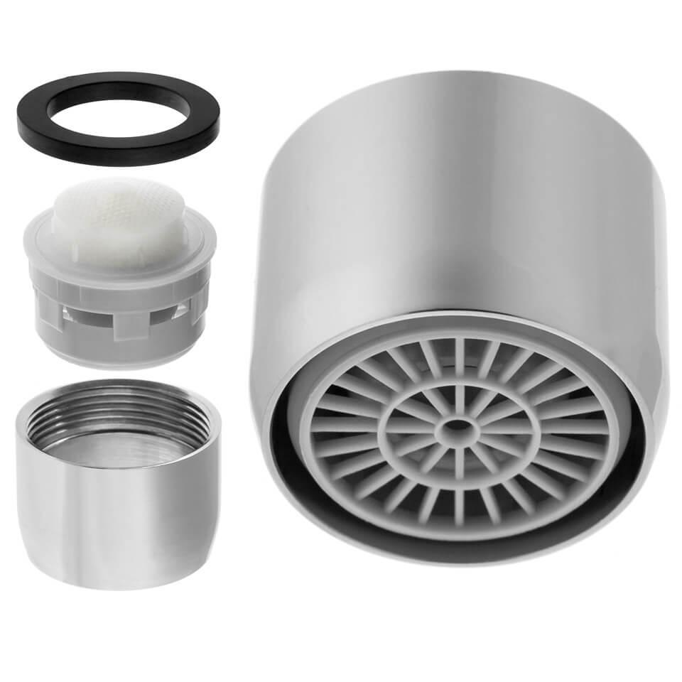 Aeratore per rubinetto EcoVand 4 l/min - Filettatura F22x1 femmina