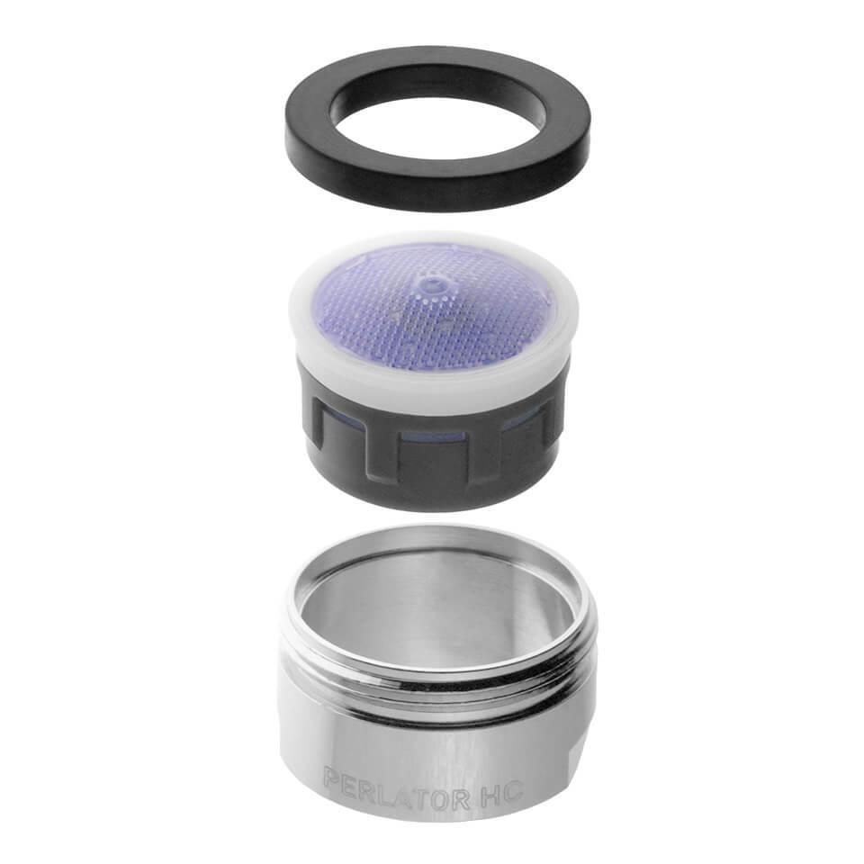 Aeratore per rubinetto Neoperl HC 3.8 l/min - Filettatura M24x1 maschio - più popolare