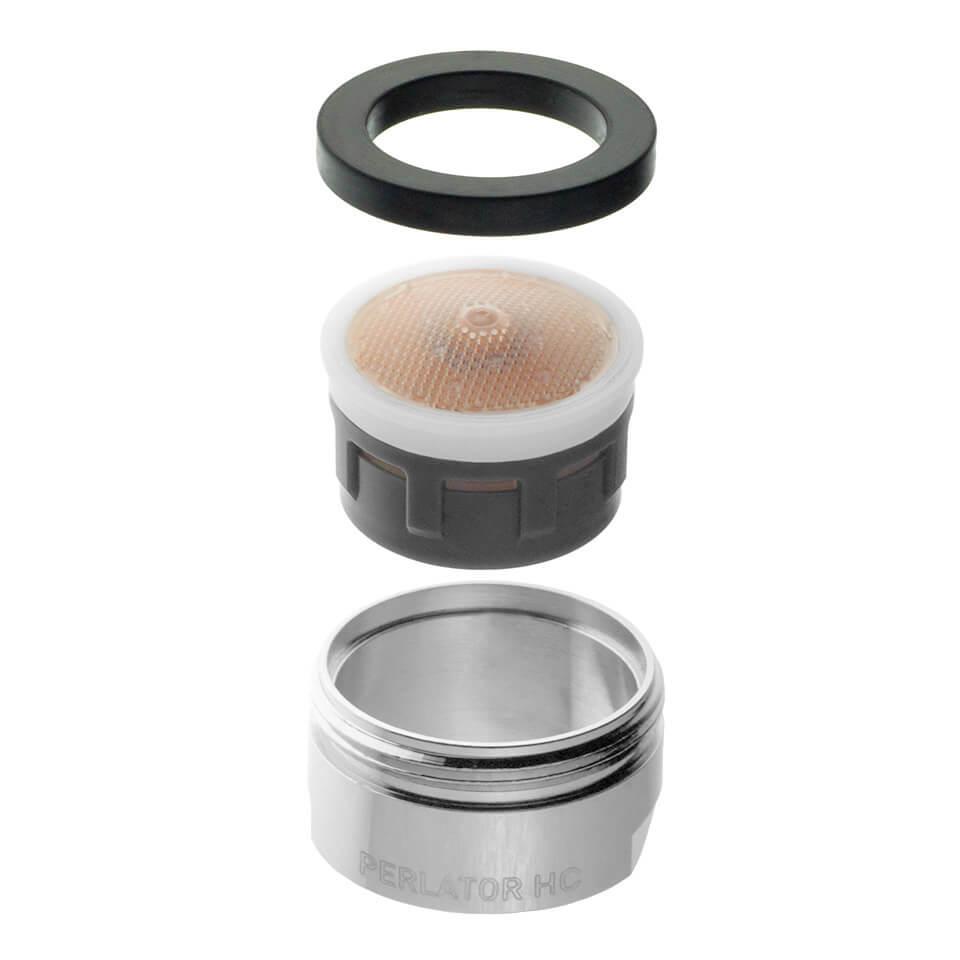 Aeratore per rubinetto Neoperl HC 5 l/min - Filettatura M24x1 maschio - più popolare