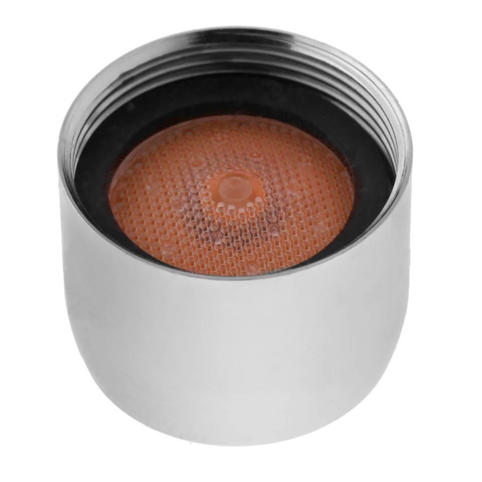 Aeratore per rubinetto Neoperl HC 5 l/min - Filettatura F22x1 femmina