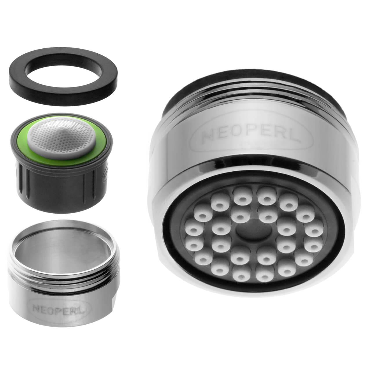 Aeratore per rubinetto Neoperl Spray 1.9 l/min