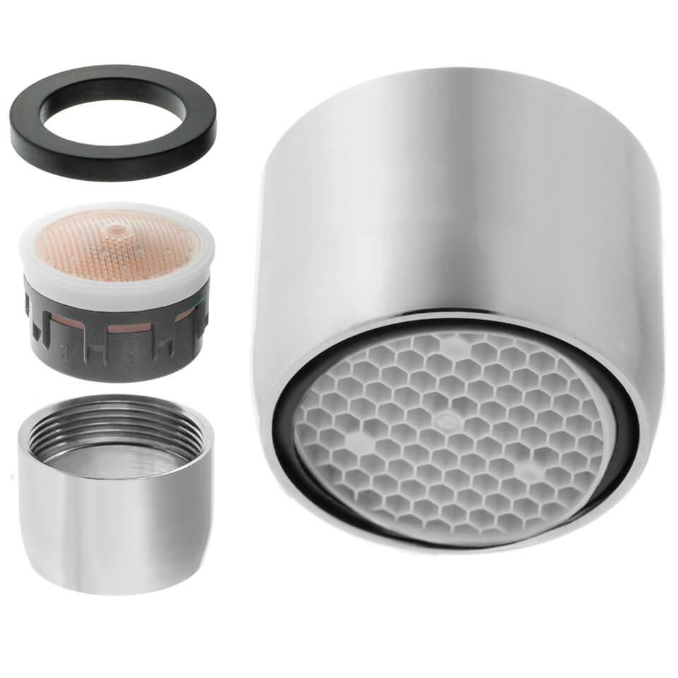 Aeratore per rubinetto Neoperl SSR 5 l/min - Filettatura F22x1 femmina