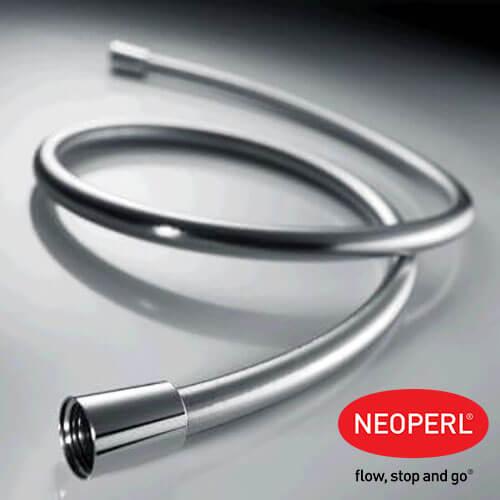 Flessibile doccia Neoperl Supreme 150 cm -
