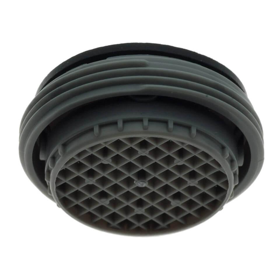 Aeratore per rubinetto AF Flat 3.8 l/min - Filettatura M24x1 maschio - più popolare
