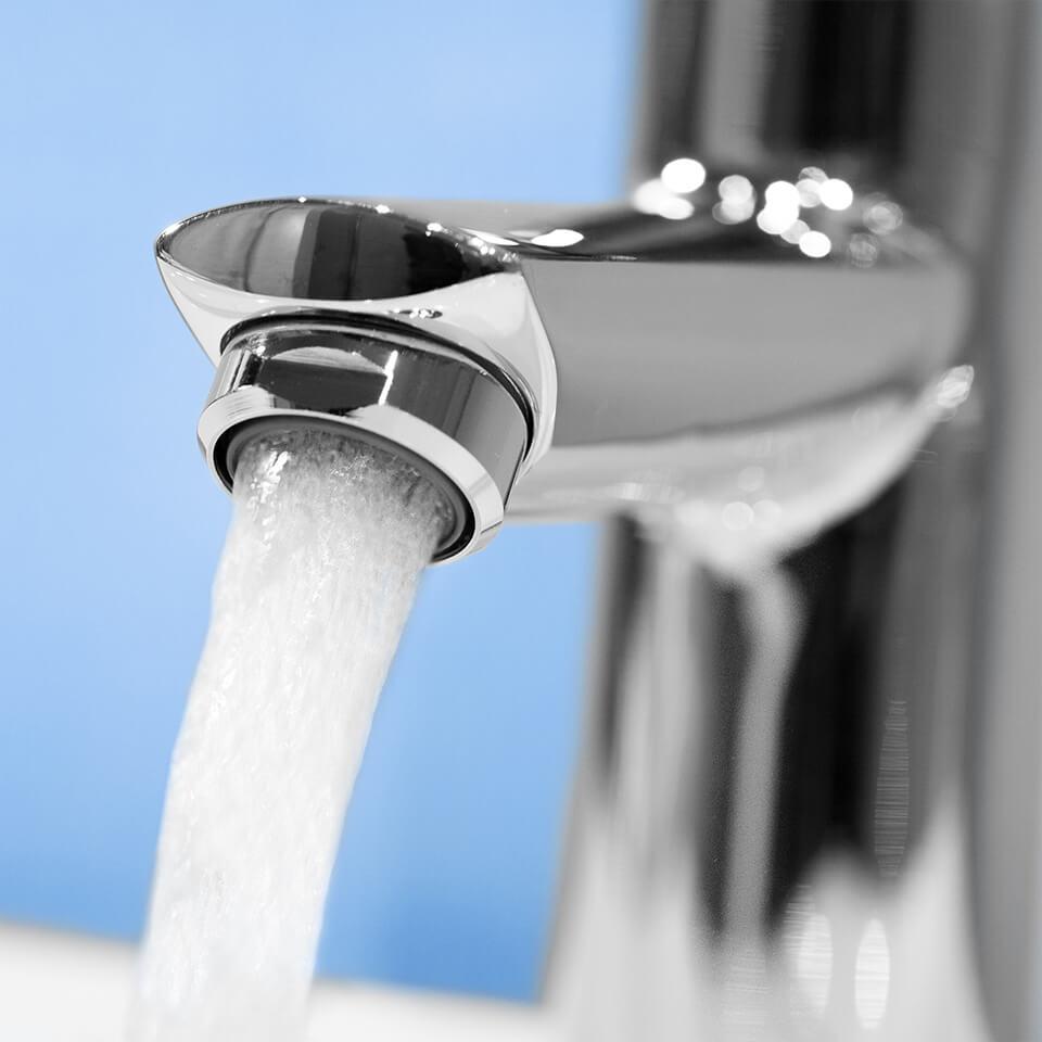 Aeratore per vasca da bagno AF Bath 25 l/min - Filettatura M28x1 maschio