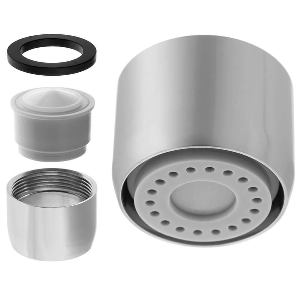 Aeratore per rubinetto EcoVand 2.5 l/min - Filettatura F22x1 femmina