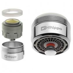Aeratore per rubinetto Hihippo SHP 3.8 - 8.0 l/min start/stop