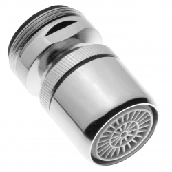 Aeratore per rubinetto con snodo EcoVand 4 l/min